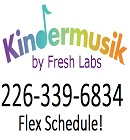 Kindermusik by Fresh Labs in Oakville and Burlington