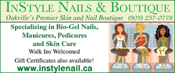InStyle Nails & Boutique in Oakville