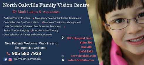 North Oakville Family Vision Centre