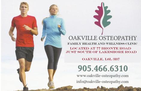 Oakville Osteopathy