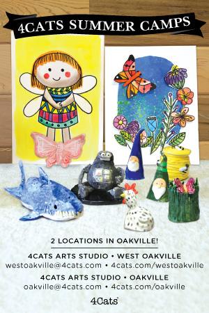 4Cats Arts Studio-West Oakville Summer Camps in Oakville