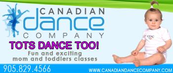 Canadian Dance Company company