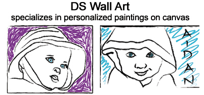 DS Wall Art