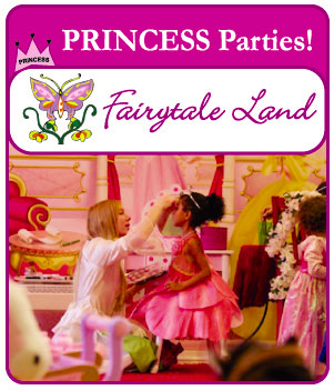 Birthday Parties in Oakville, Burlington, Misssissauga, Milton ...
