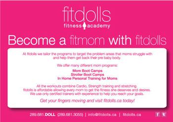 Fitdolls fitness academy