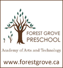 Forest Grove Preschool Academy of Arts and Technology in Oakville Ontario