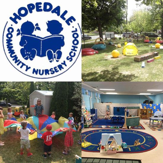 Hopedale Community Nursery School