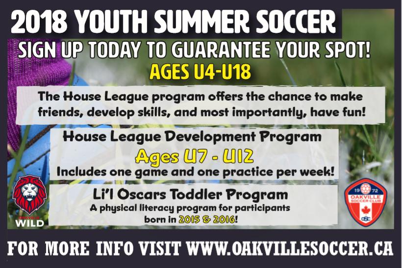 Oakville Soccer Club