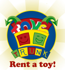 Toys Trunk is a toy renting solution that provides the opportunity to bring home new toys every couple of weeks.
